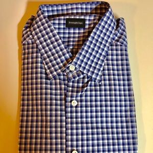 NEW Zegna Dress Shirt